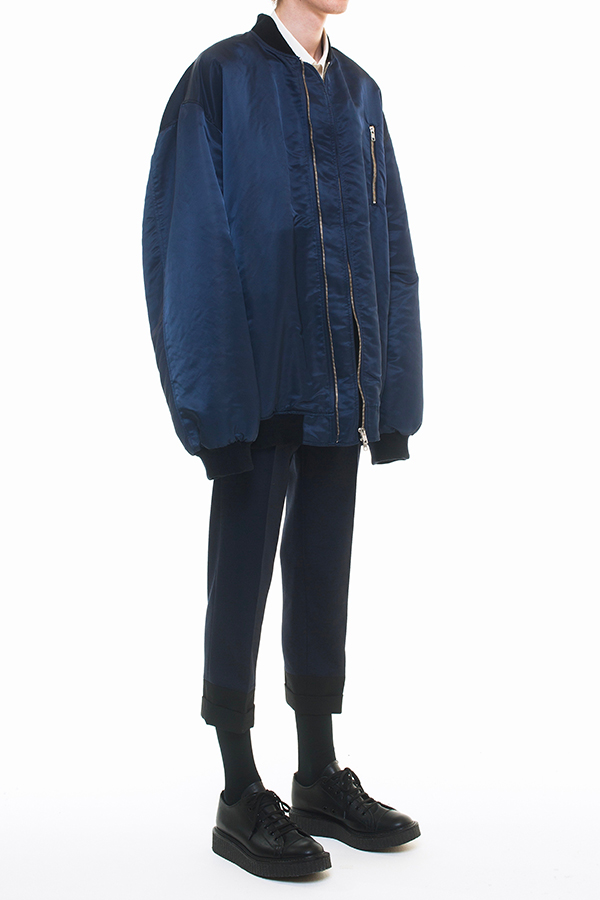 NEW ARRIVAL DRESSEDUNDRESSED FALL WINTER 2016 COLLECTION XXL BOMBER JACKET