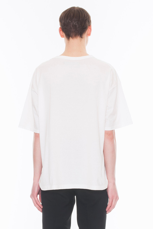 NEW ARRIVAL DRESSEDUNDRESSED FALL WINTER 2017 COLLECTION (ISOLATION PRINTED OVERSIZED T-SHIRT